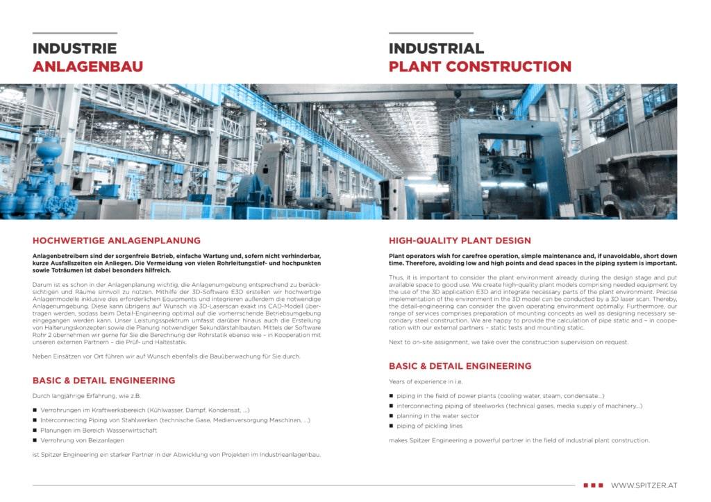 Spitzer Engineering Firmenprofil 3