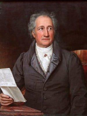 Johann W. Goethe